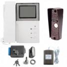 Готовые комплекты видеодомофонов