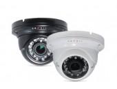 Купольная вариофокальная  видеокамера с блоком ИК подсветки SVC-VI312E