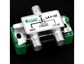 Ответвитель абонентский LA1-12, 5-1000 МГц