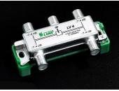 Делитель эфирного сигнала LV4, 5-1000 МГц, 4 направления