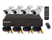 """Комплект HD видеонаблюдения FE-0104AHD KIT """"Защита"""""""