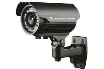Видеокамера наблюдения уличная RL-VC550IR40-2.8...10B REDLINE