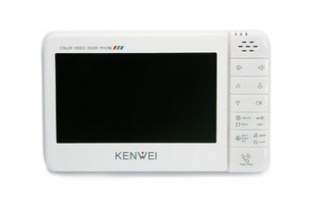 Видеодомофон цветной KENWEI KW-128C