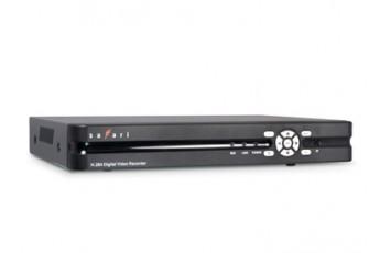 8-канальный H.264 Real Time цифровой пентаплексный видеорегистратор