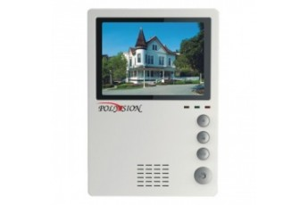 Цветной видеодомофон Polyvision PVD-405C