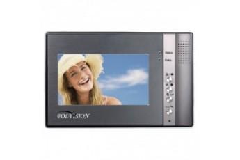 Цветной видеодомофон Polyvision PVD-704C
