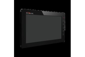 Цветной 10-дюймовый видеодомофон с памятью Polyvision PVD-A10M2 black