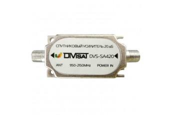 DVS-SA420: Усилитель спутниковой ПЧ, 20дБ (300)