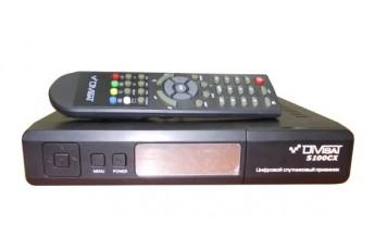 DVS-S100CX. Приемник спутниковый 1CA