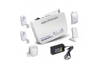 GSM сигнализация EuroSecurity-1 (ES-1) с функцией умный дом
