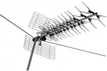 L 025.62. Антенна вcеволновая, активная (10)