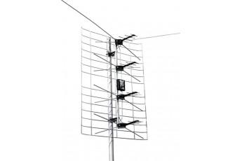 """L 330.09. Антенна типа """"синфазная решетка"""""""