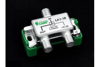Ответвитель абонентский LA1-20, 5-1000 МГц, 1 отвод