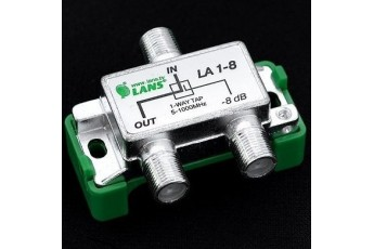 Ответвитель абонентский LA1- 8, 5-1000 МГц