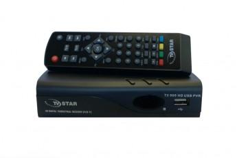 TV STAR T2 505: приемник абонентский DVB T2 (24)