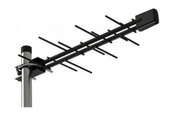 Зенит-14F (L 010.14 D). Антенна пассивная, с установленным кабелем 0,8 м и разъемом F-розетка (20)