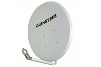 DISHSTONE 0.66: антенна спутниковая с СКН